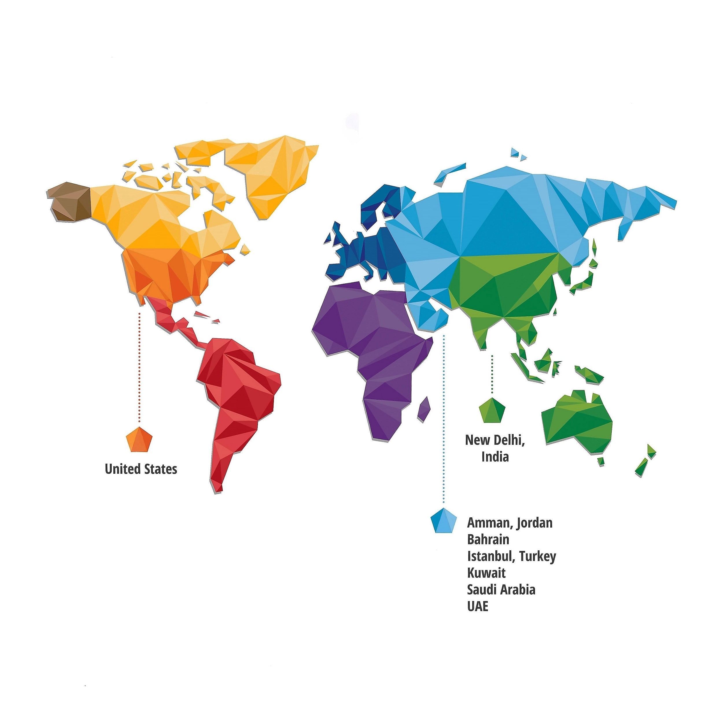 IVISS Worldwide Installations